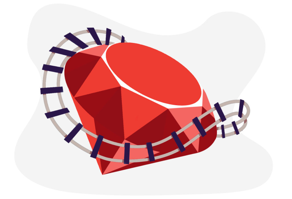 Ruby on Rails would not stagnate now. It would grow in real-time. Let Pattem Digital help you build RoR web app solutions.