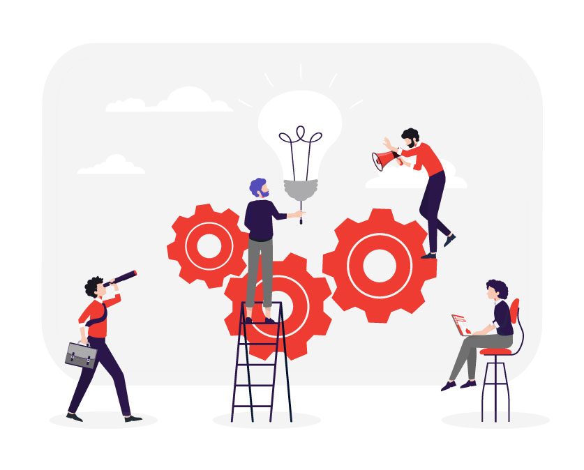Your strategy consulting firm should think like  a problem solver for your business. Pattem Digital can support you like that.
