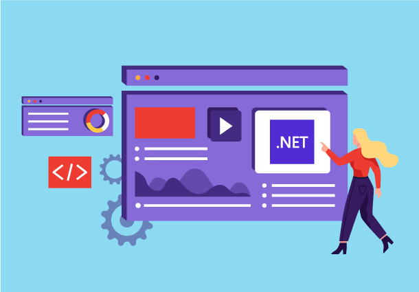 Reimagining business applications with .NET