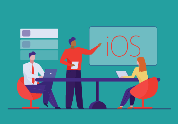 Win Hands Down with iOS Enterprise Apps